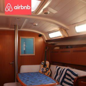 Sail Yacht Winderlust AirBnB